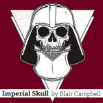 Imperial Skull by Blair Campbell