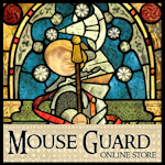 Mouse Guard Store