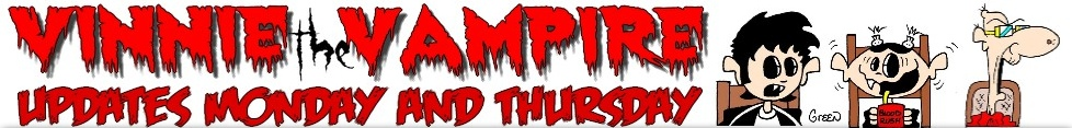 Vinnie the Vampire